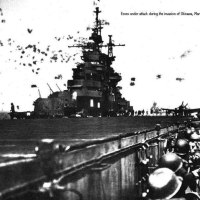 CV-9 USS Essex & AVG-83, March-August 1945