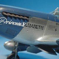 Lt. Bill Wisner's USAAF North American P-51B-10-NA S/N 42-106449